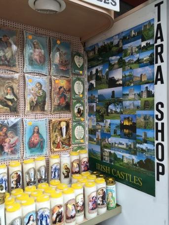 Capturing the Irish in Lourdes